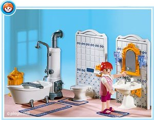 Playmobil 5318 Badkamer met badkuip
