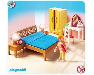 Playmobil Slaapkamer Van De Ouders 5331.Playmobil 5331 Slaapkamer Van De Ouders